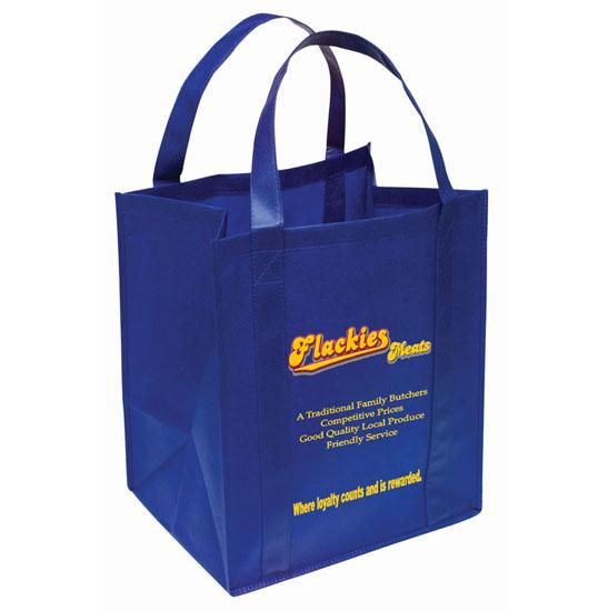 שקיות אל בד ידידותיות לסביבה לקניות ולאחסון מוצרים